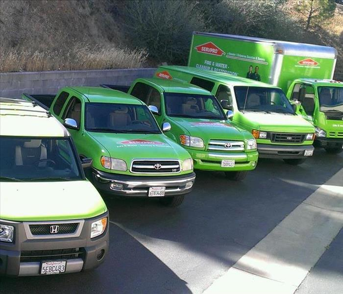 General  For Immediate Service in Calaveras County, Call SERVPRO