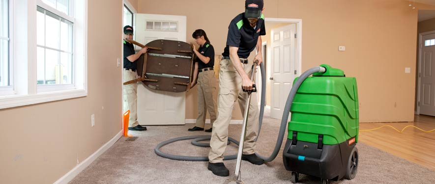 Sonora, CA residential restoration cleaning